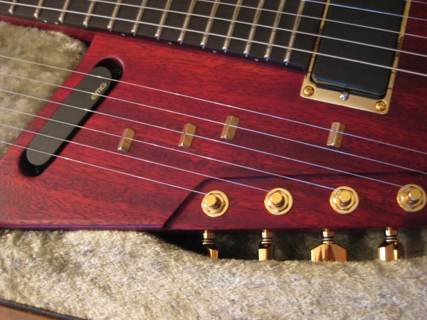 DR. FRET ver.3 WINE RED HG